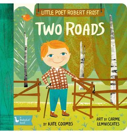 Gibbs Smith littlePoet Robert Frost : Two Roads