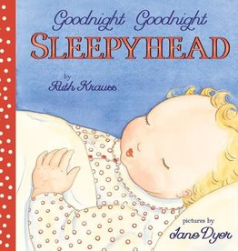 HarperCollins Goodnight, Goodnight Sleepyhead Board Book