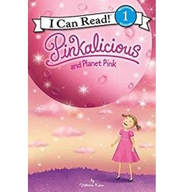 HarperCollins Pinkalicious and Planet Pink