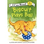 HarperCollins Biscuit Plays Ball