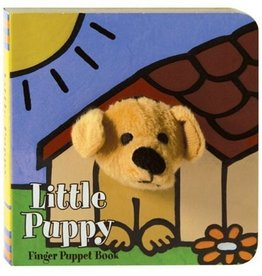 Chronicle Books Finger Puppet Book: littlePuppy