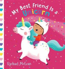 Penguin Random House (here) My Best Friend is a Unicorn
