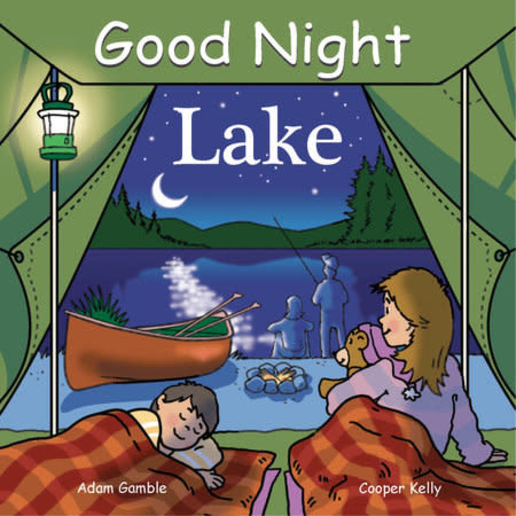Penguin Random House (here) Good Night Lake