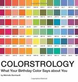 Penguin Random House (here) Colorstrology