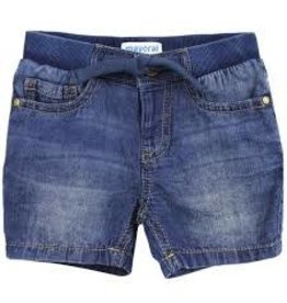Mayoral Basic Denim Bermuda Baby Boy Shorts