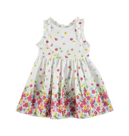 Mayoral Mayoral Dress Girl - Poplin Flowers