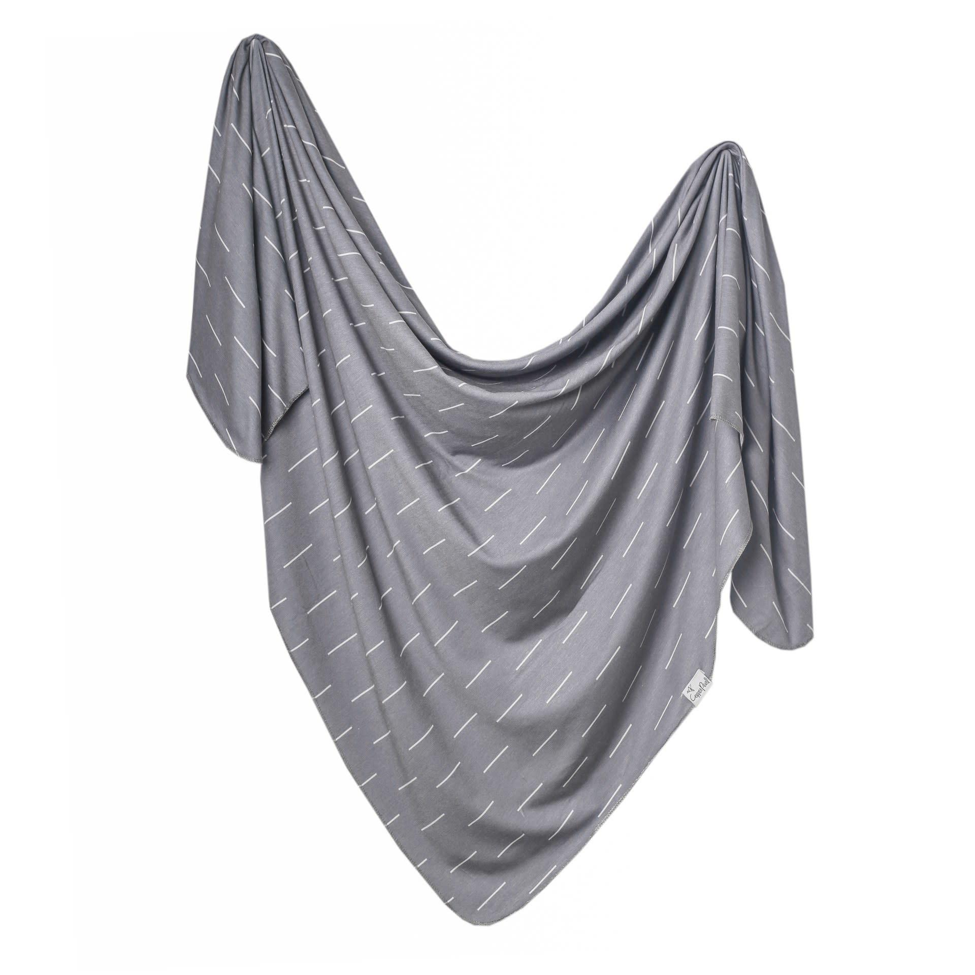 Copper Pearl Knit Blanket - Dash
