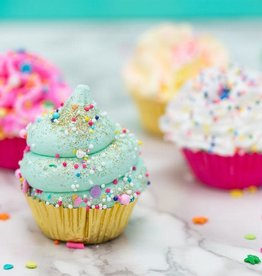 Feeling Smitten Mini Cupcake Bath Bomb Assorted Scents