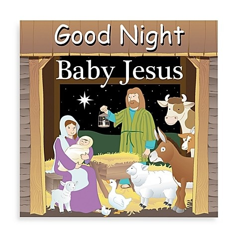 Penguin Random House (here) Good Night Baby Jesus