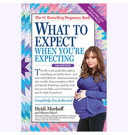 Workman Publishing What To Expect When Expecting 5th Ed.