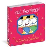 Workman Publishing Boynton, One, Two, Three!
