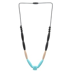 Chewbeads Brooklyn Collection Bedford Necklace - Turquoise