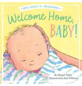 Simon and Schuster Welcome Home Baby!