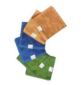 Copper Pearl Ultra Soft 6 Pack Wash Cloths - River