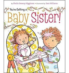 Simon and Schuster You're Getting a Baby Sister