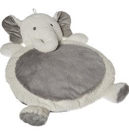 Mary Meyer Afrique White Elephant Baby Play Mat