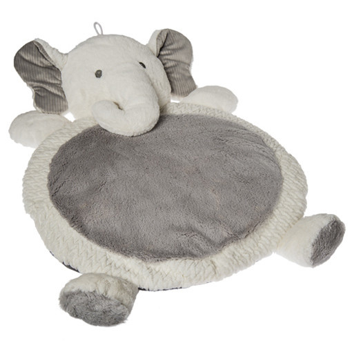 Mary Meyer Afrique White Elephant Baby Play Mat