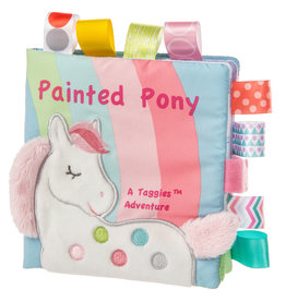 Mary Meyer Taggies Soft Book, Painted Pony