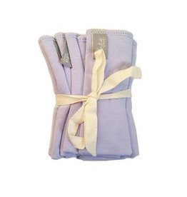 Kyte Baby Washcloth Bundle Lilac 5pk