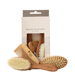 Kyte Baby 3-Piece Brush Set