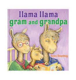 Penguin Group Llama Llama Gram and Grandpa BB