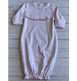 Bebe a Moi Pink Hearts Gown