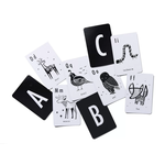 Wee Gallery Alphabet Cards, Animals