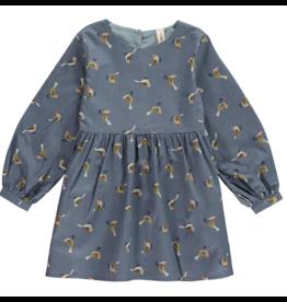 Vignette Audrey Dress Blue Bird Tweet 6T