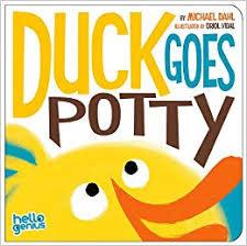 Capstone Duck Goes Potty