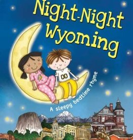 Sourcebooks Night-Night Wyoming