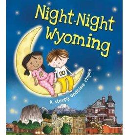 Sourcebooks Night-Night Wyoming