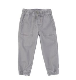 Tea Collection Woven Joggers Thunder 2T