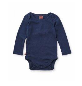 Tea Collection Baby Bodysuit - Heritage Blue