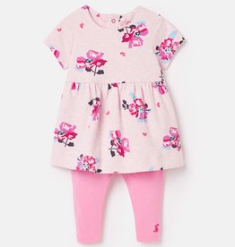Joules Christina - Pink Marl Floral