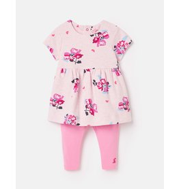 Joules Christina - Pink Marl Floral