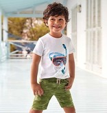 Mayoral Bermuda Boy Shorts - Sporty Jungle