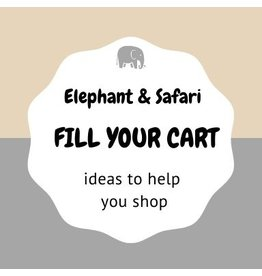 Fill Your Cart - Baby Gift Ideas Elephant Safari