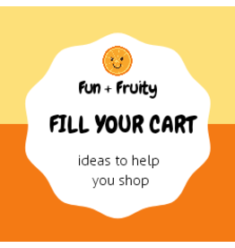 Fill Your Cart - Baby Gift Ideas Fun and Fruity
