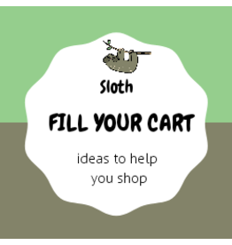 Fill Your Cart - Baby Gift Ideas Sloth