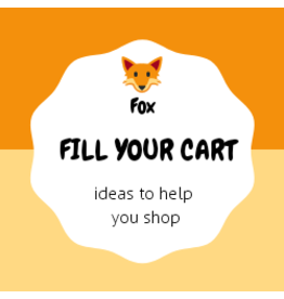 Fill Your Cart - Boy Baby Gift Ideas Fox
