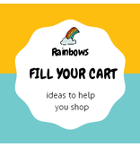 Fill Your Cart - Baby Gift Ideas Rainbows