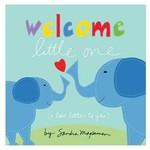 Sourcebooks Welcome littleOne Board Book
