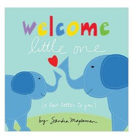 Sourcebooks Welcome Little One Board Book