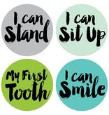 I Can Sit up Stickers Lucy Darling