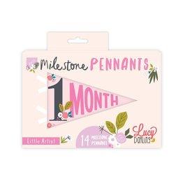 Milestone Pennants