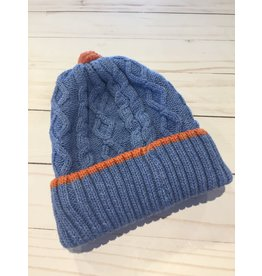 Millymook and Dozer Baby Boys Beanie - Chase Blue