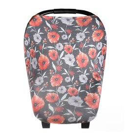 Copper Pearl Multi-Use Cover Poppy