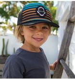 Millymook and Dozer Boys Trucker Sun Cap, Leon - OS