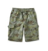 Tea Collection Cargo Shorts Desert Camo