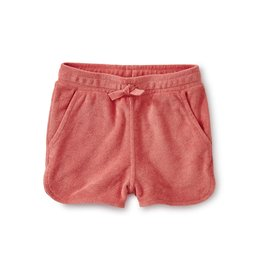 Tea Collection Terry Cloth Shorts Mauveglow